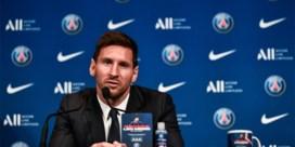 Lionel Messi bij PSG: 'Ik wil zo snel mogelijk beginnen trainen'