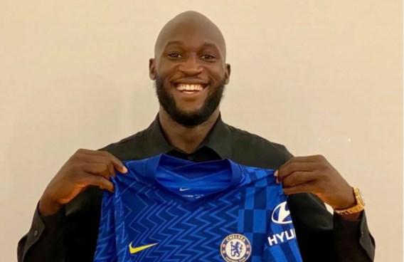 Romelu Lukaku speelt officieel opnieuw bij Chelsea