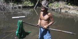'Pijlen tegen geweren: zo ziet de oorlog in het Amazonewoud eruit'