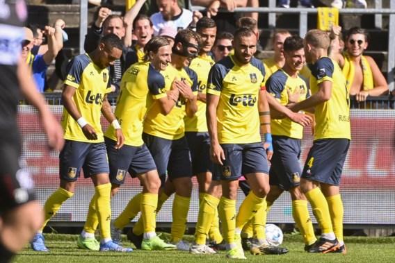 Union blijft imponeren en komt alleen aan de leiding na overwinning tegen zwak KV Kortrijk