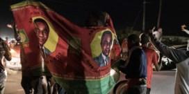 Oppositiekandidaat Hichilema wint presidentsverkiezingen in Zambia