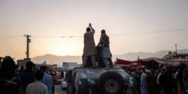 De taliban waren al die tijd overal, rijk en wel