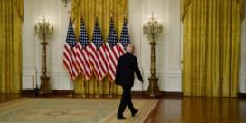 De 'schande' kleeft nu al aan Biden
