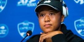 Naomi Osaka krijgt het moeilijk op eerste persconferentie sinds Roland Garros