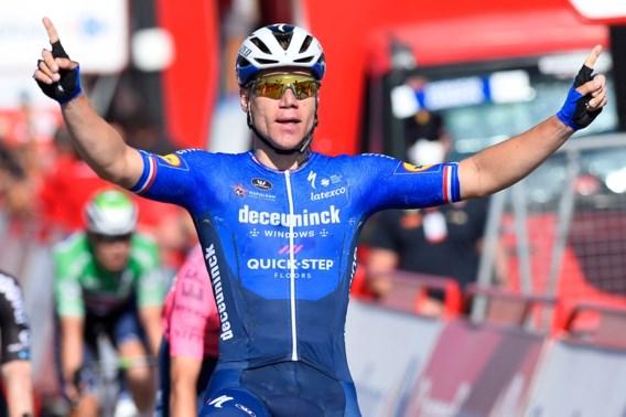 Fabio Jakobsen snelste in vierde rit Vuelta