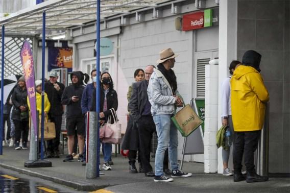 Nieuw-Zeeland in lockdown na eerste lokale besmetting in halfjaar