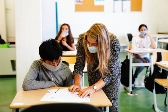 Mondmaskerplicht: versoepelingen in Waalse scholen, niet in Brusselse