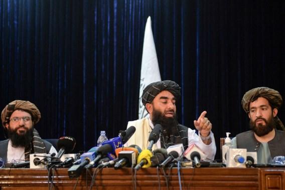 Taliban spreken verzoenende taal