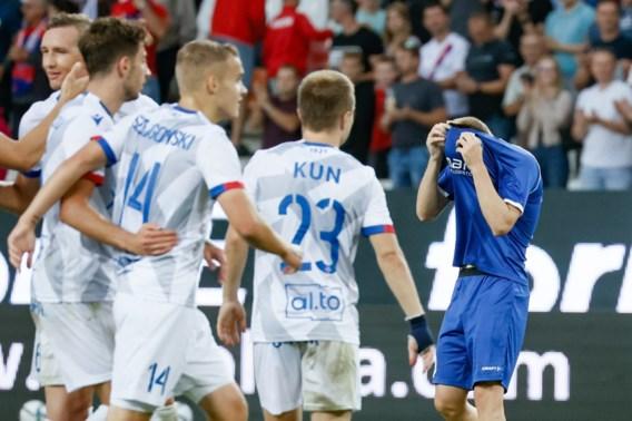 Gent morst met de kansen in Polen en gaat 1-0 onderuit