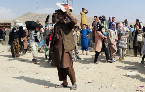Doden bij protest tegen taliban in Asadabad