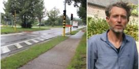 Fietsersbond en Groen hekelen onveilige omleiding voor fietsers en voetgangers in Diest