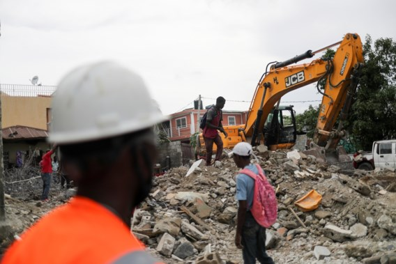 Aardbeving Haïti: zwaar getroffen dorpen wachten nog steeds op hulp
