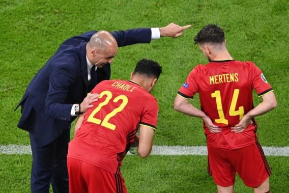 Roberto Martinez gaat door met EK-selectie: ook voor WK-voorronde roept bondscoach zijn oudere spelers op