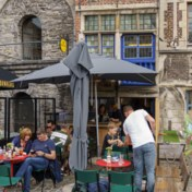 Grote interesse voor piepklein Gents café