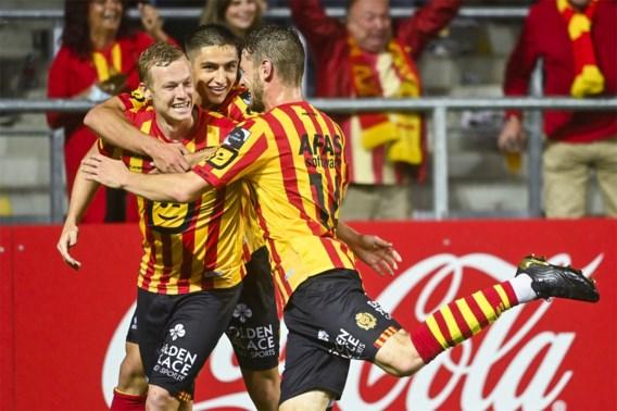 KV Mechelen gaat op en over Union