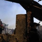 Opnieuw grote bosbrand nabij Athene