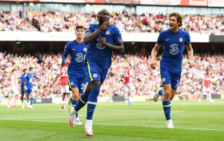 Internationale pers over debuut Romelu Lukaku bij Chelsea: 'meedogenloos', 'glorieus' en 'onhoudbaar'