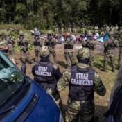 Polen bouwt 'solide hek' aan grens met Wit-Rusland