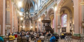 Veel wierook voor gerestaureerde Begijnhofkerk