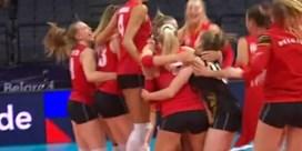 Yellow Tigers van 0-2 achterstand naar 3-2 winst tegen Rusland op EK volleybal