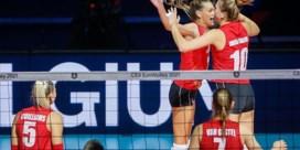 Yellow Tigers kloppen topland Rusland op EK