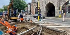 Toegang Mechelse Hoogstraat week langer afgesloten door werkzaamheden