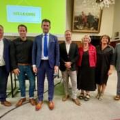 Björn Prasse legt eed af als burgemeester van Blankenberge