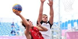 3x3 Lions vervalsten basketbal-wedstrijden voor olympisch ticket