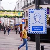 Mondmaskers niet meer verplicht in Gentse winkelstraten