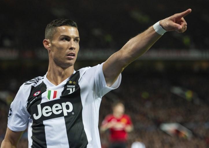 Cristiano Ronaldo ruilt Juventus voor Manchester United