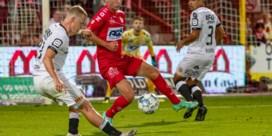 KV Kortrijk sleept gelijkspel uit de brand tegen KV Mechelen