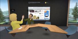 De toekomst volgens Facebook: werken als cartoon