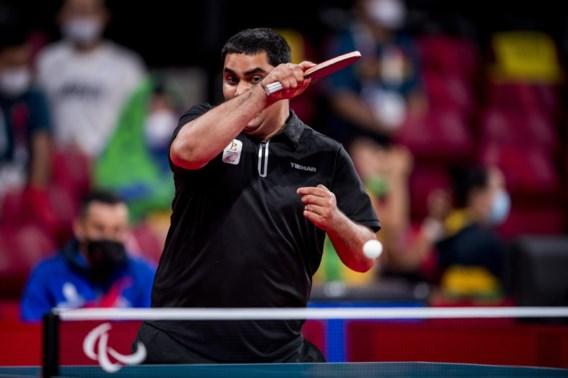 Paralympiër Florian Van Acker staat in kwartfinales na tweede zege op rij