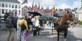 Brugge tevreden over heropleving van toerisme in zomervakantie