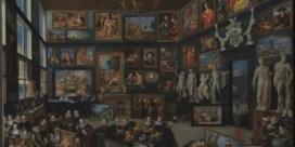 Rubenshuis heeft zijn 'kunstkamer' terug