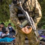 Zieke vluchtelingen zitten klem tussen Polen en Wit-Rusland