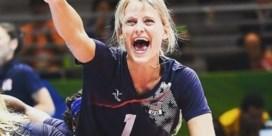 Amerikaanse volleybalster neemt voor tweede keer zwanger deel aan Paralympics