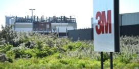 Brand uitgebroken bij chemiebedrijf 3M in Zwijndrecht