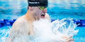 Geen Paralympische finale voor Aymeric Parmentier