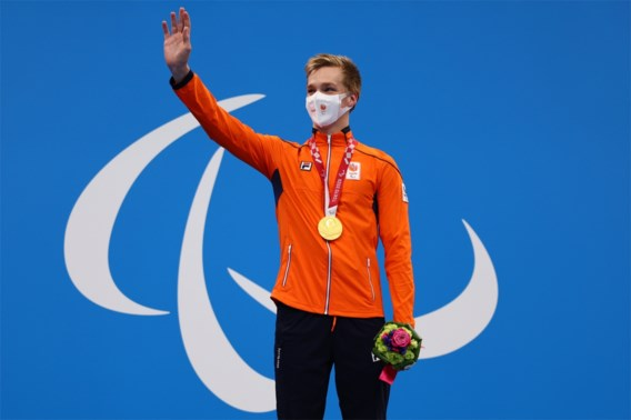 Opschudding op Paralympische Spelen: 'Nederlandse zwemmer is helemaal niet blind'