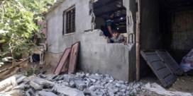 Israël voert luchtaanval uit op Gaza