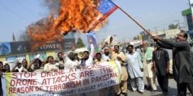 'Obama's drones waren een grote meevaller voor de taliban'