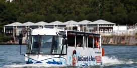 Parijs heeft nieuwe toeristische attractie: een boot op wielen