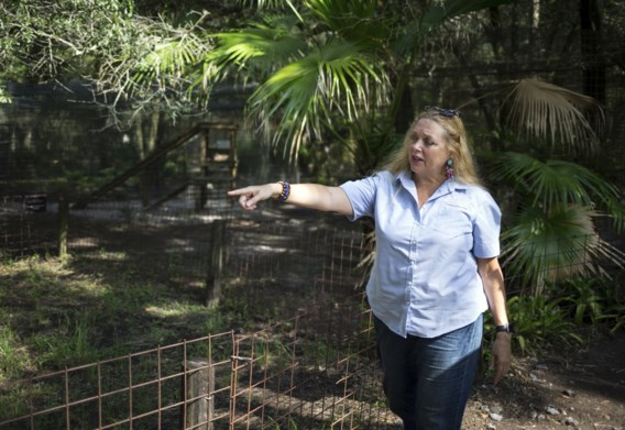 Carole Baskin verkoopt dierentuin van Joe Exotic