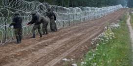 Polen plant noodtoestand in grensgebied met Wit-Rusland