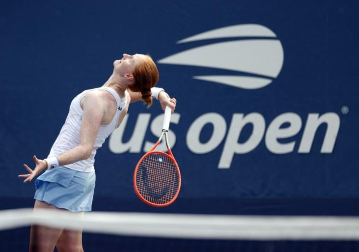 Goffin en Van Uytvanck uitgeschakeld in eerste ronde US Open