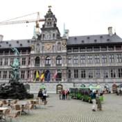 Ruimtes in Antwerps stadhuis raken niet verhuurd