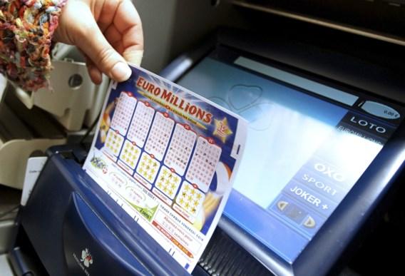 Belg wint 21 miljoen euro bij EuroMillions