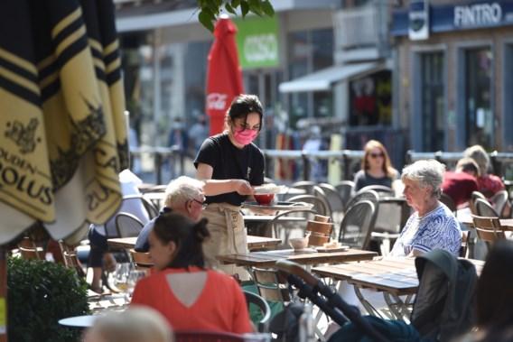 Vlaanderen blijft oranje kleuren op ECDC-kaart, Brussel donkerrood