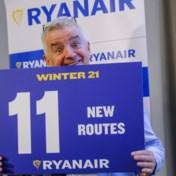Ryanair steekt Brussels Airlines naar de kroon